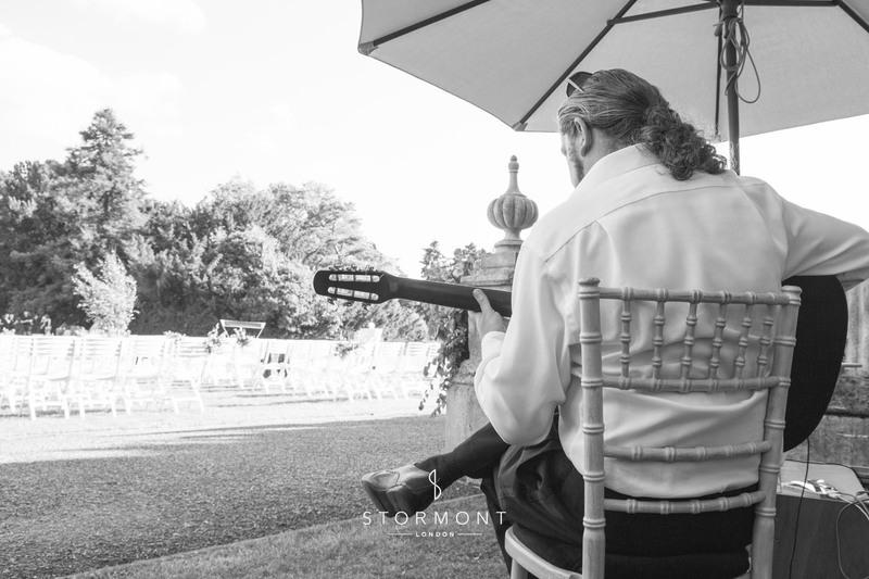 spanish guitarist london nonsuch mansion wedding flamenco guitarist gypsy jazz guitarist stormont london