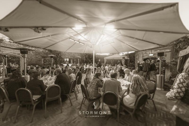stormont event entertainment kensington roof gardens redstone collective fergus flannagan