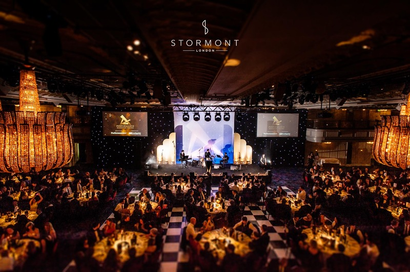 stormont event entertainment performance market awards 2014 redstone collective grosvenor house hotel