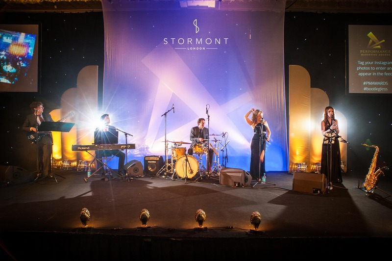 stormont london event entertainment gatsby ball party awards redstone collective